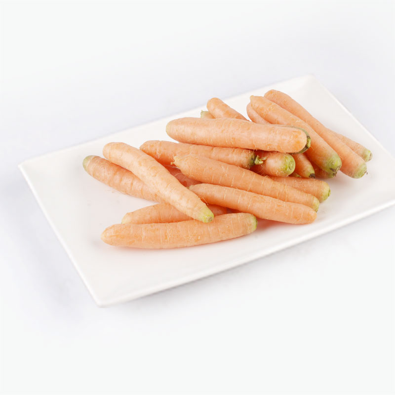 Organic Baby Carrots 250g