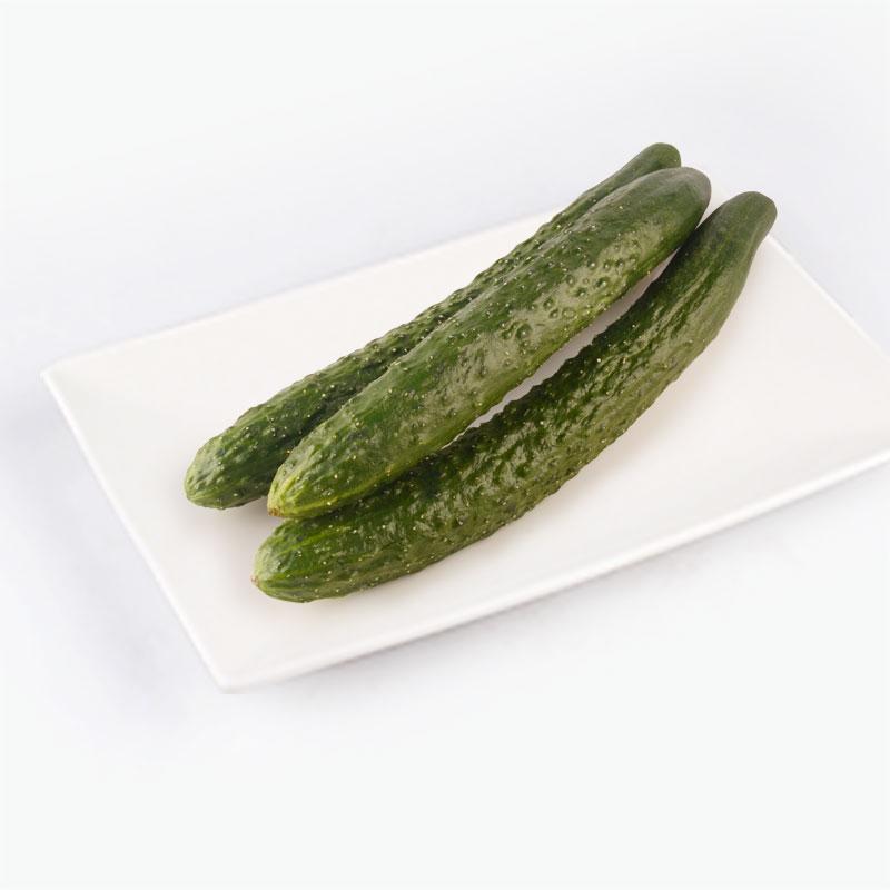 Organic Cucumbers 350g