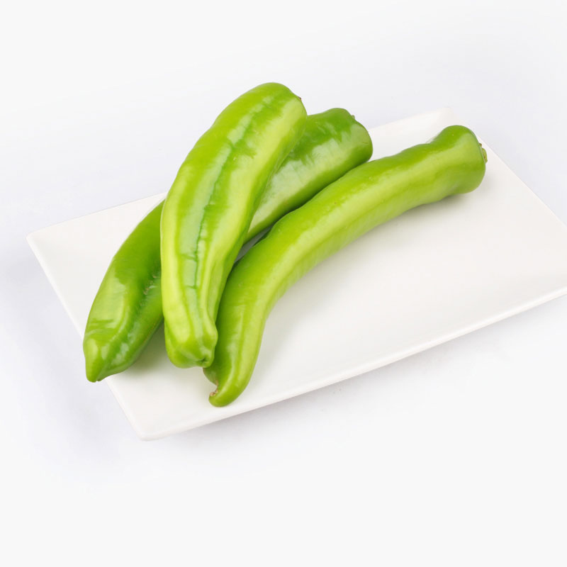 Organic Green Peppers 270g
