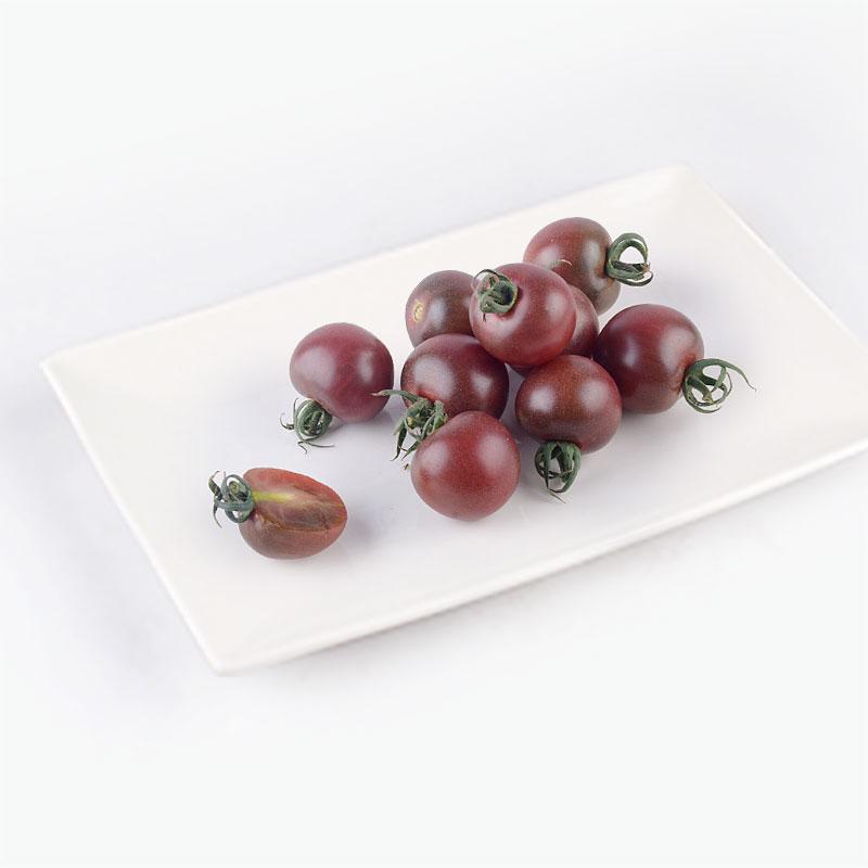 Organic Purple Cherry Tomatoes 250g