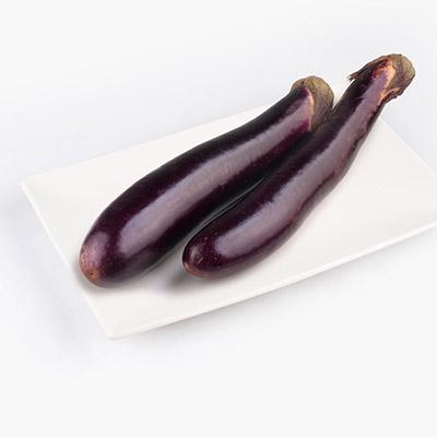 Organic Eggplant (Aubergine) 350g