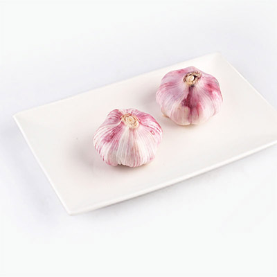 Organic Purple Garlic 150g