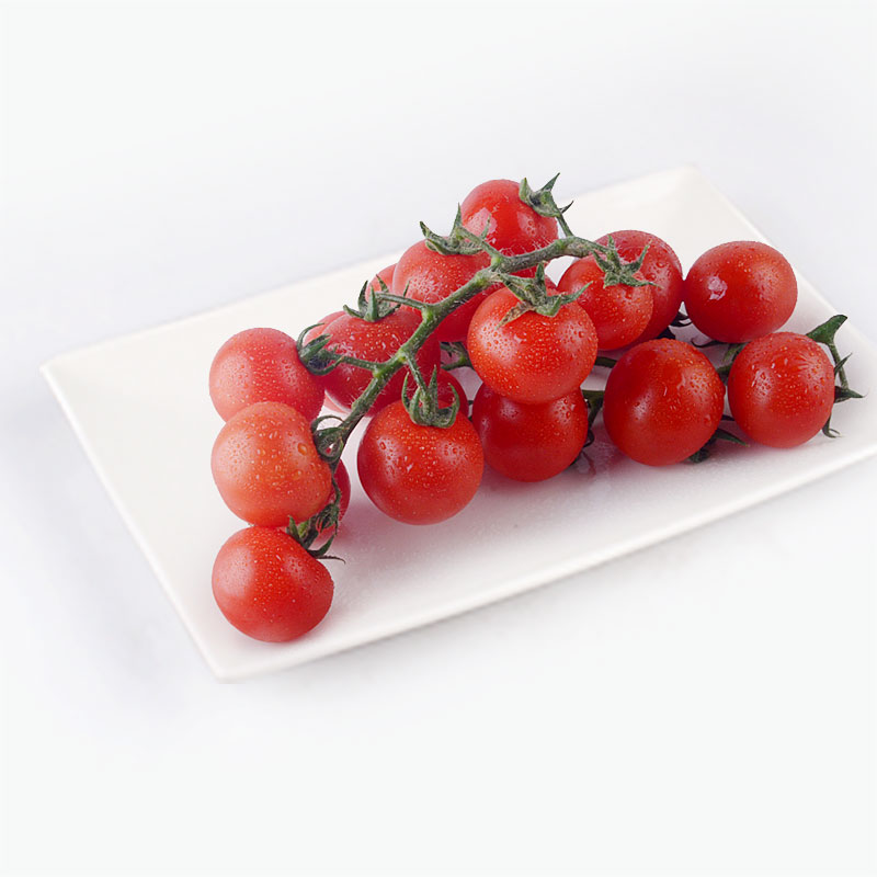 Organic Cherry Tomatoes on the Vine 500g
