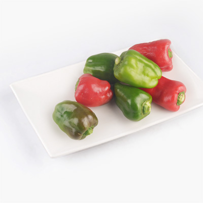 Organic Mixed Peppers 250g