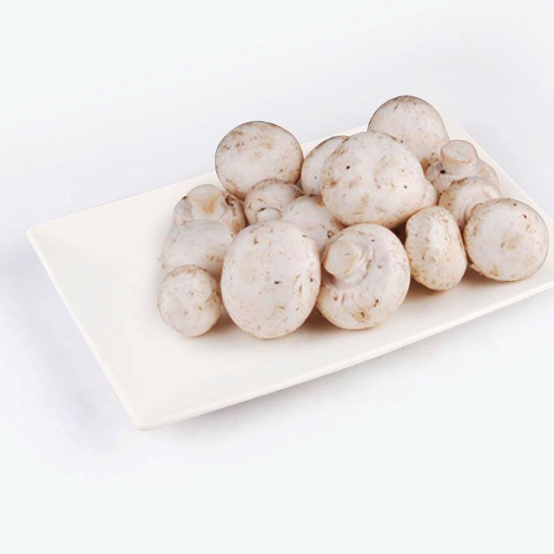 Button Mushrooms 250g