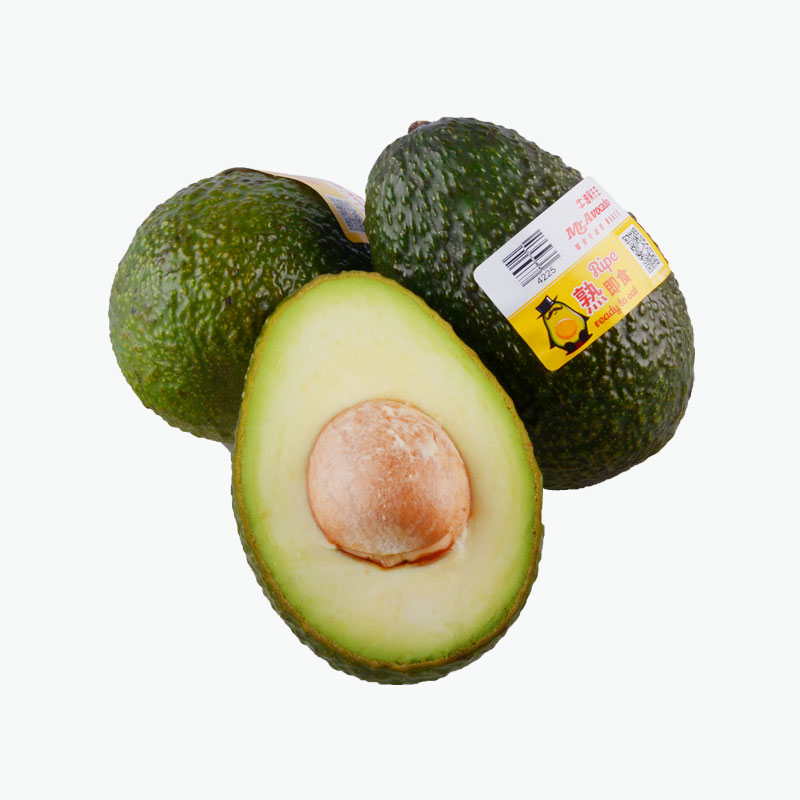 Medium Sized Avocados - Eat Within 3 Days 380g~400g 2pcs