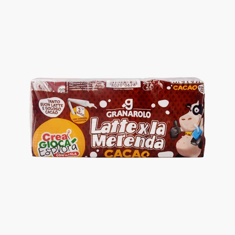 Granarolo Chocolate Milk 200mlx3
