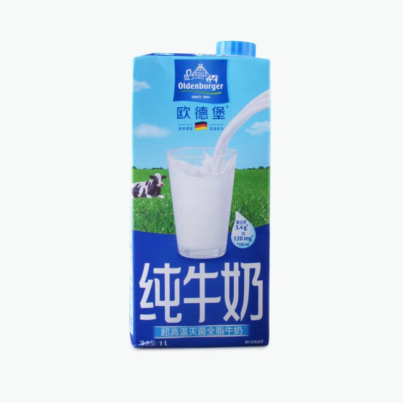Oldenburger Whole Milk 1L