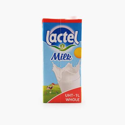 Lactel Whole Milk 1L