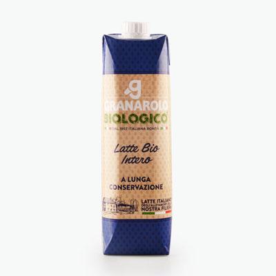 Granarolo Organic Whole Milk 1L