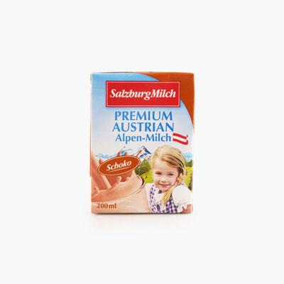 Salzburgerland Chocolate Milk 200ml