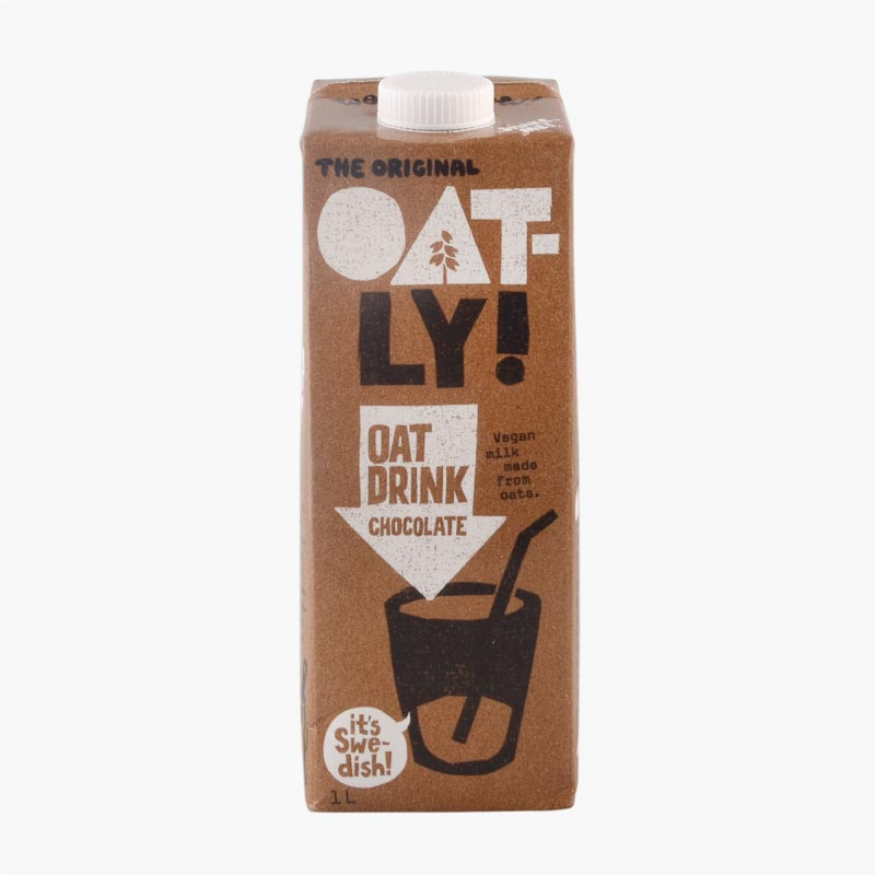 Oatly Chocolate Oat Drink 1L