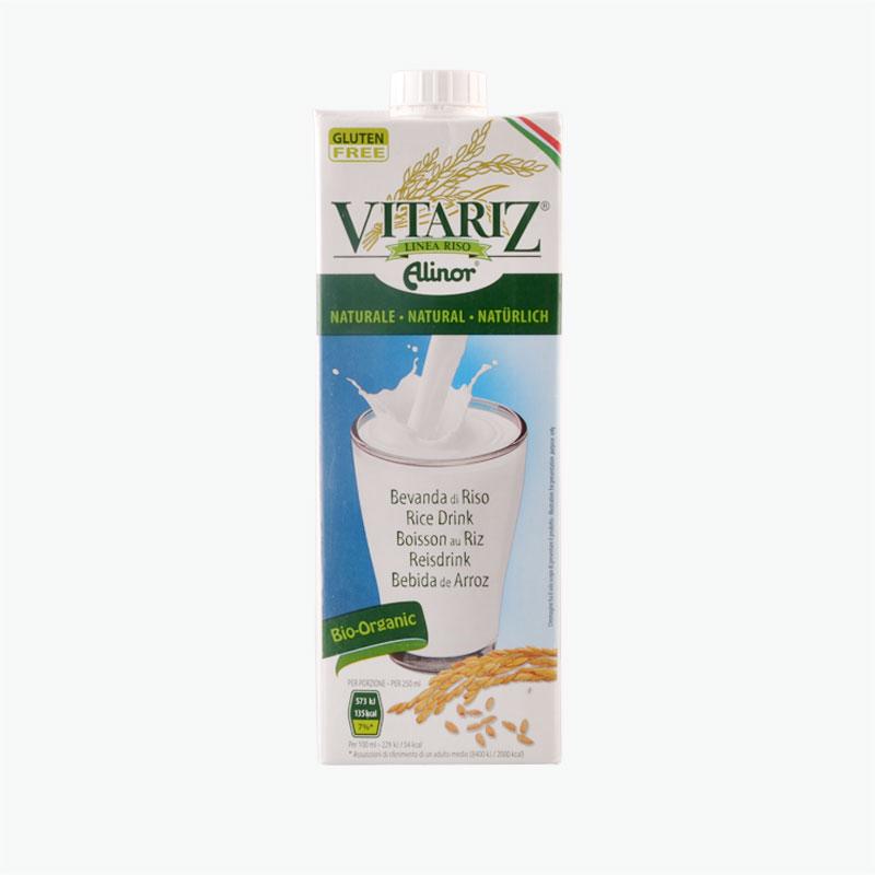 Vitariz Organic Rice Drink 1L