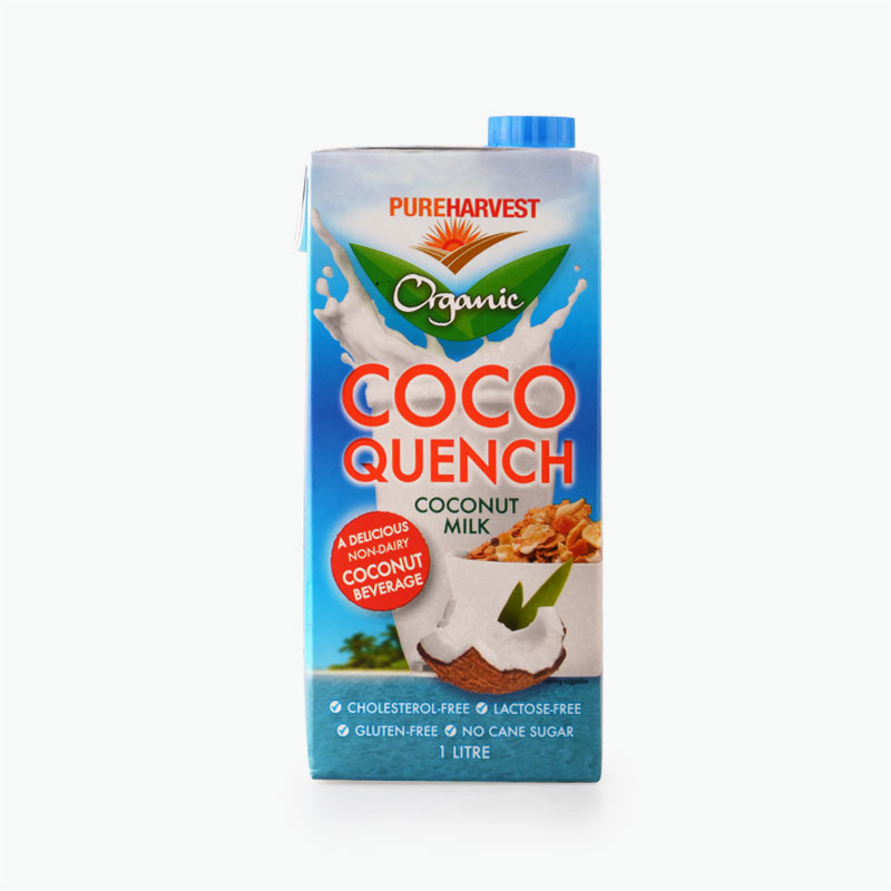 Pureharvest, 'Coco Quench' Coconut Milk 1L