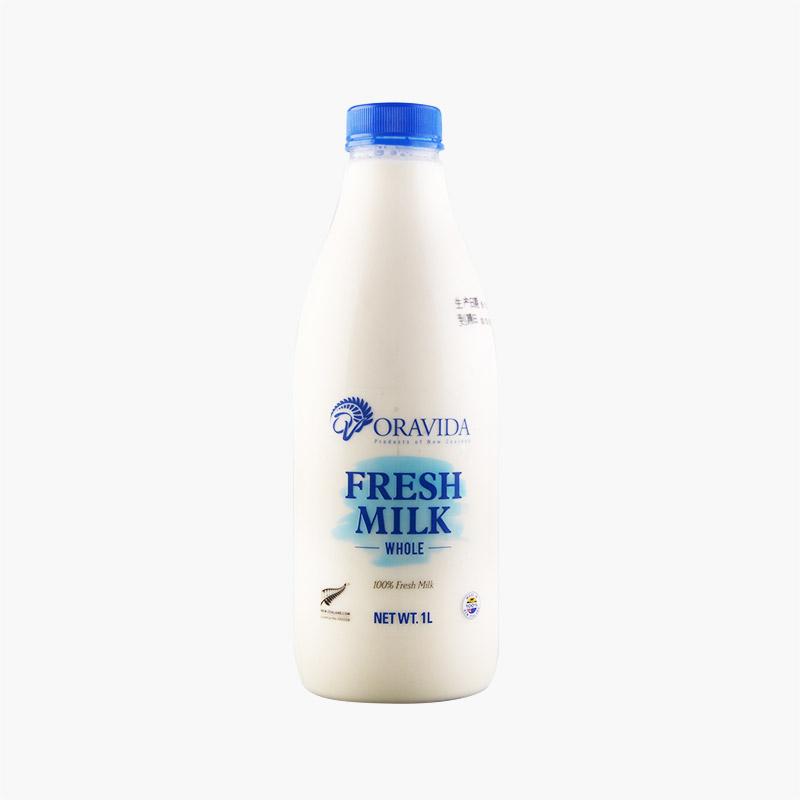 Oravida Fresh Milk 1L