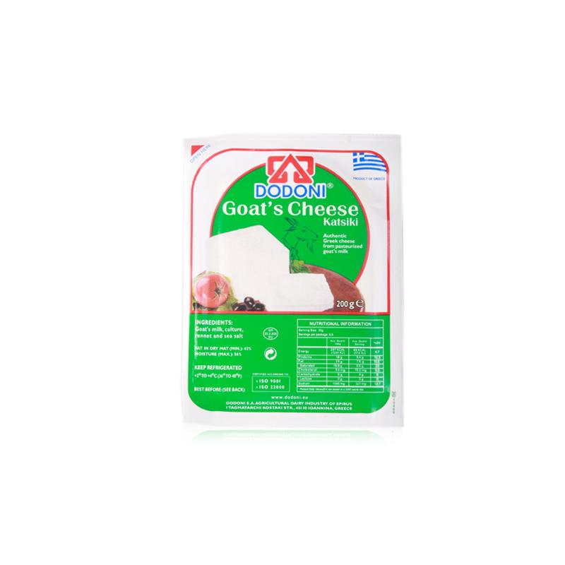 Dodoni Katsiki Goat Cheese DOP 200g