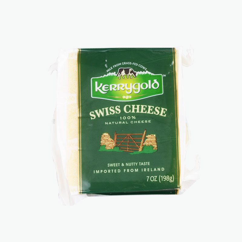 Kerrygold Swiss Cheese 198g