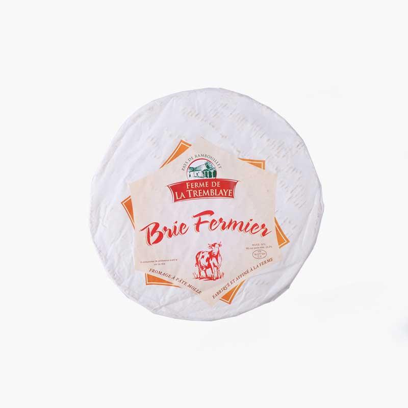 EperSelect Fermes De La Tremblaye Farmhouse Brie 1kg