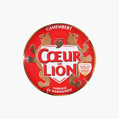 Coeur De Lion Camembert Cheese 250g