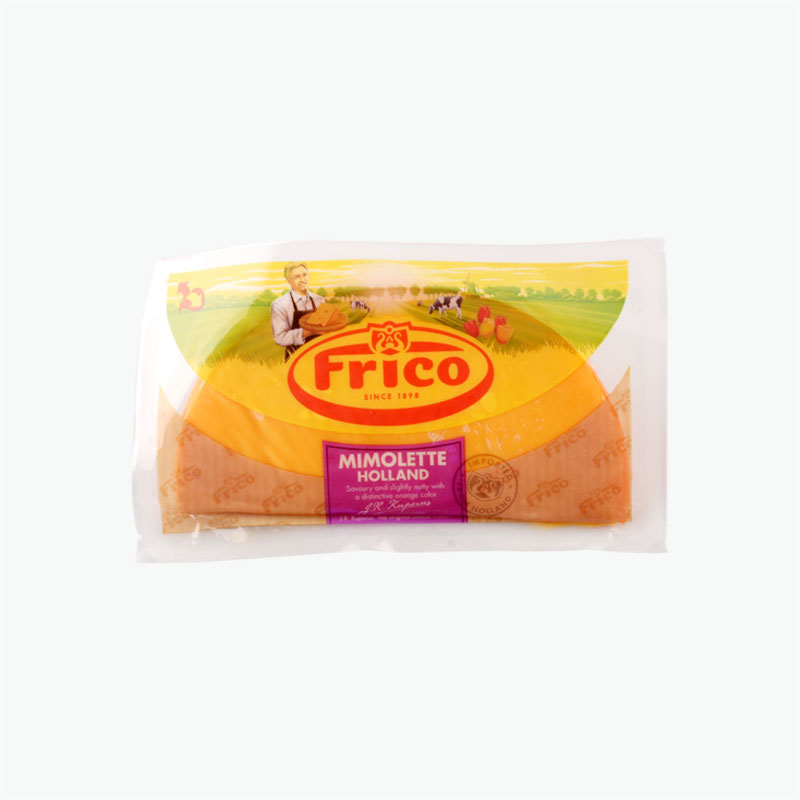 Frico Mimolette Wedges 40% Fat 230g