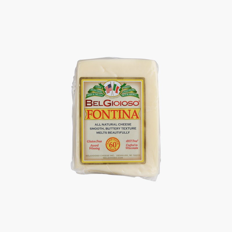 Bel Gioioso Fontina Cheese Cow's Milk 142g
