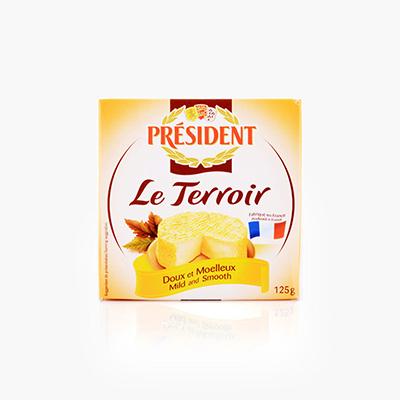President Le Terroir 125g