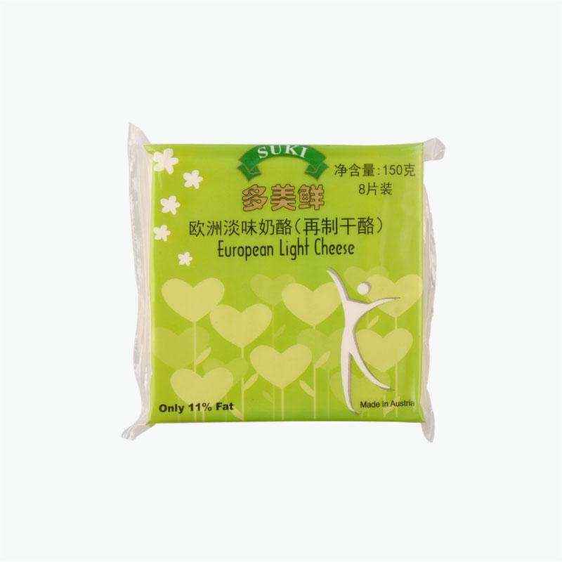 Suki Sliced Light Cheese 150g