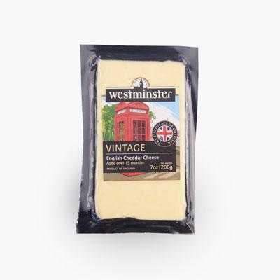 Westminster Vintage Cheddar 200g