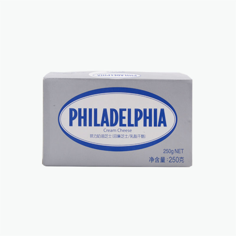 Kraft Philadelphia Cream Cheese 250g