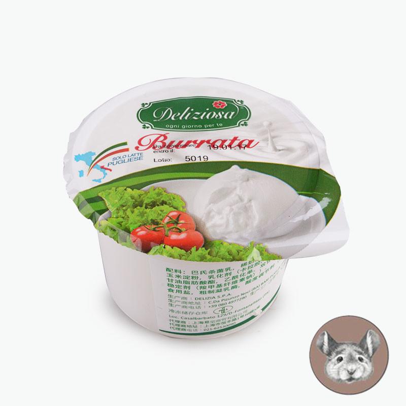Deliziosa Burrata Mozzarella and Cream 150g