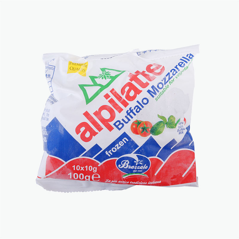 Alpilatte Buffalo Mozzarella 10g*10