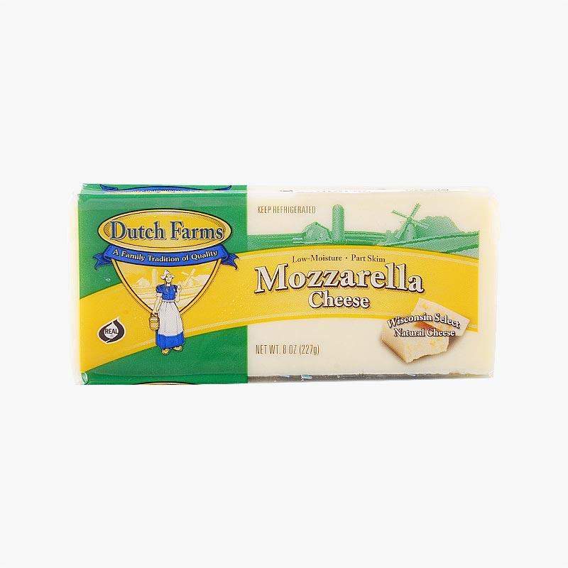 Dutch Farms Mozzarella Cheese 227g