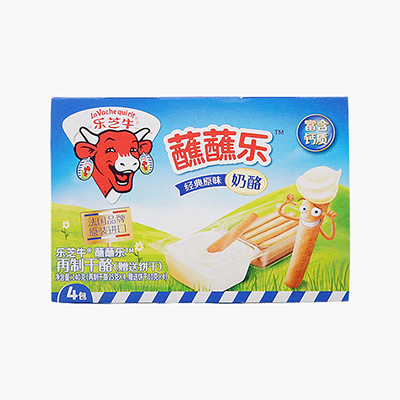 Laughing Cow Cheese Dippers x4 140g