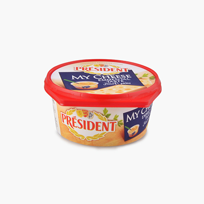 President My Cheese Spreadable Emmental 125g
