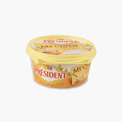 President My Cheese Spreadable Brie 125g