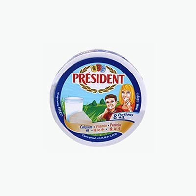 President 8 Mini Cream Cheese Spread 140g