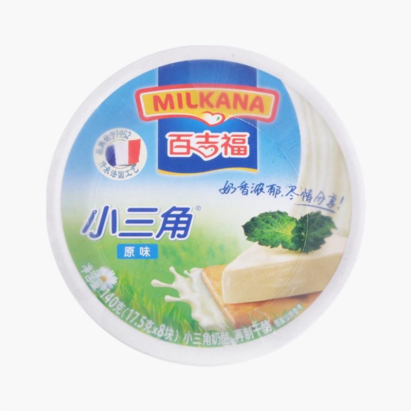 Milkana Processed Cheese 140g