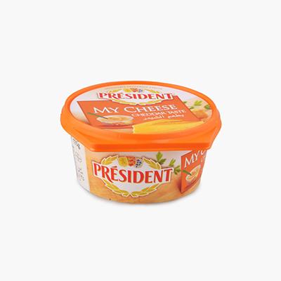 President My Cheese Spreadable Cheddar 125g