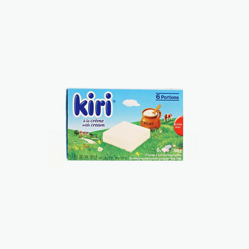 Kiri 6 Mini Cream Cheese Cubes 108g