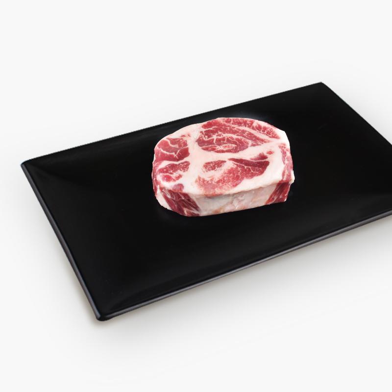 Topcut, Pork (Half Collar, portioned) 200g