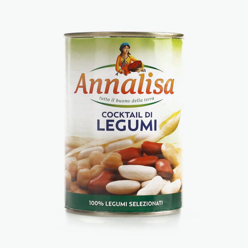 Annalisa, Mixed Beans 400g