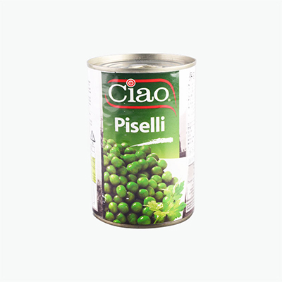Ciao Processed Peas 400g