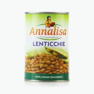 Annalisa, Lentils 400g