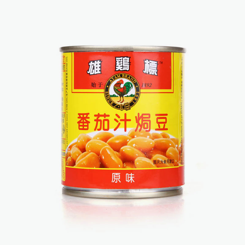 Ayam Brand, Baked Beans in Tomato Sauce 230g