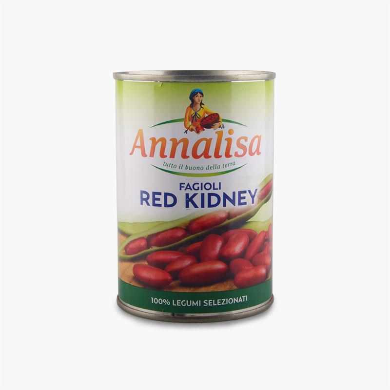 Annalisa, Red Kidney Beans 400g