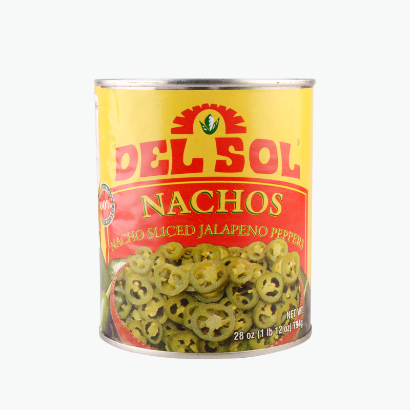 Del Sol, Sliced Pepper  794g