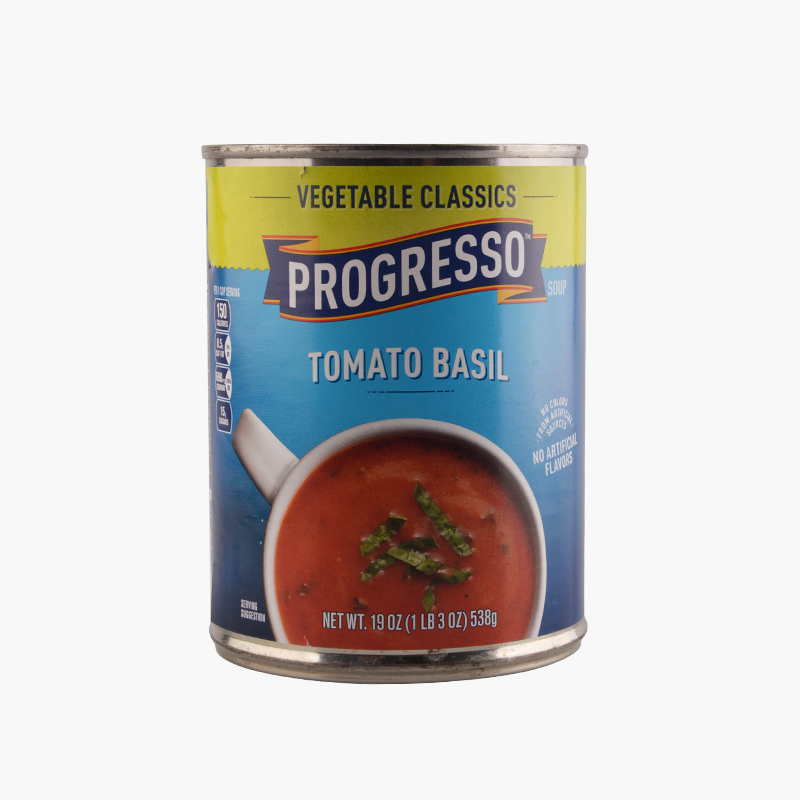 Progresso, Tomato Basil Soup 538g