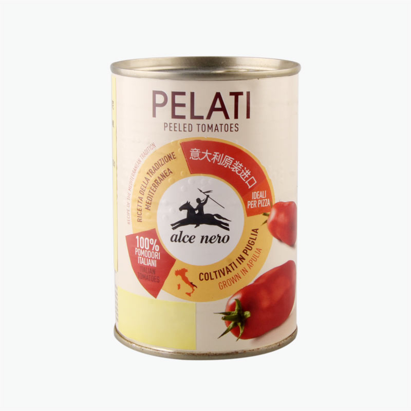 Alce Nero Peeled Tomatoes 400g