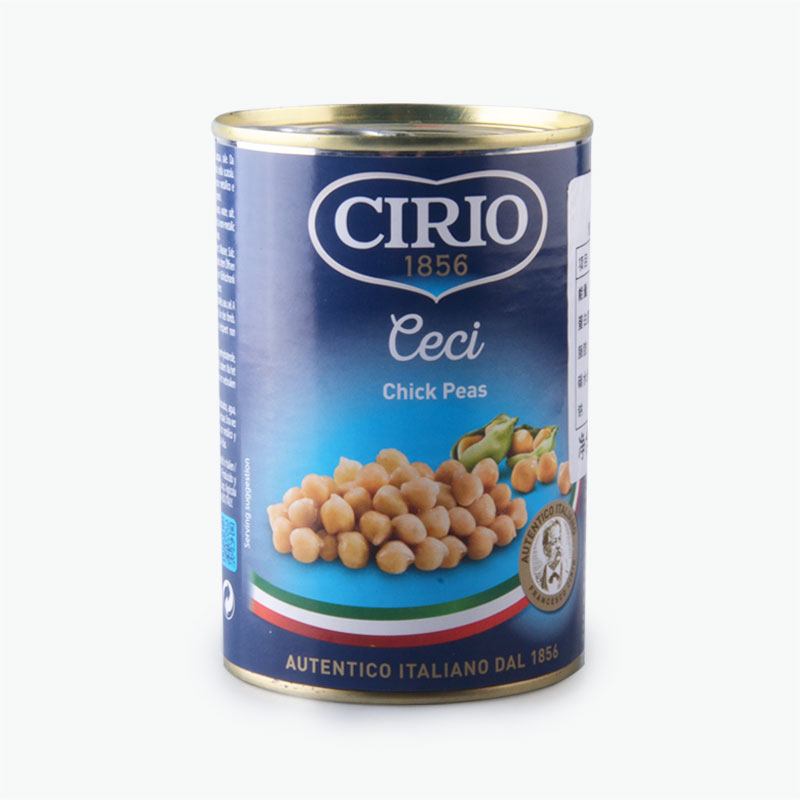 Cirio Chick Peas 400g