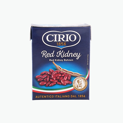 Cirio Red Kidney 380g